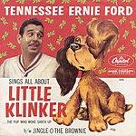 Tennessee Ernie Ford Little Klinker...the Pup That Woke Santa Up (2-Track Single)---------------------------