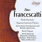 Zino Francescatti Zino Francescatti Plays Favourite Violin Pieces
