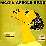 "Rico's Creole Band Vintage Cuba Nº 54 - Eps Collectors ""quita Nervios"""