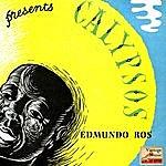"""Edmundo Ros & His Orchestra Vintage Dance Orchestras Nº 72 - Eps Collectors """"calypsos At Virgin Islands"""""""
