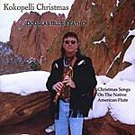 Douglas Blue Feather Kokopelli Christmas