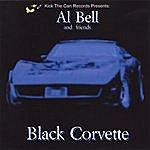 Al Bell Black Corvette