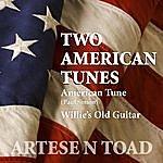Artese N Toad Two American Tunes-CD Single