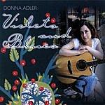 Donna Adler Violets And Blues