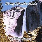Jon Ward Bauman String Chamber Music, Volume 2