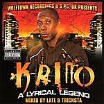 K-Rino A Lyrical Legend