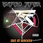 Twisted Sister Live...Past & Present (Live At Wacken: The Reunion) (Parental Advisory)