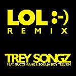 Trey Songz Lol :-) (Feat. Gucci Mane & Soulja Boy Tell 'Em) (2-Track Single)