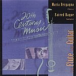 Fareed Haque 20th Century Music For Flute And Guitar