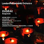 Neeme Järvi Dvorak, A.: Requiem, Op. 89 (Milne, Cargill, Auty, P. Rose, London Philharmonic Choir And Orchestra, N. Jarvi)