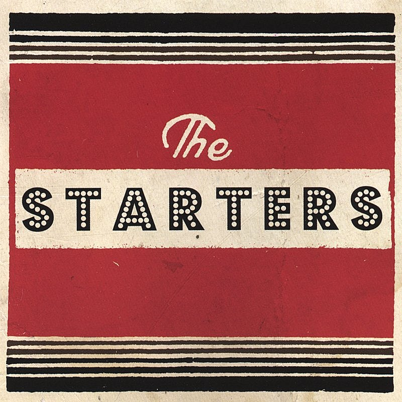 Cover Art: The Starters