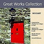 Mostly Mozart Festival Orchestra Musically Speaking Mozart Clarinet Concerto & Quintet