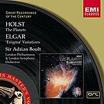 Sir Adrian Boult Elgar : Enigma Variations/Holst : The Planets/Sir Adrian Boult