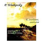 Evgeny Svetlanov Tchaikovsky: Symphony #2. Serenade For Strings.