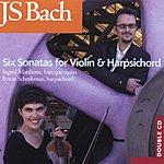 Ingrid Matthews J.S. Bach - Six Sonatas For Violin And Harpsichord