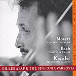 Gilles Apap Mozart - Bach - Kreisler