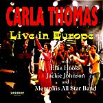 Carla Thomas Live In Europe
