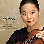 Midori Bach: Sonata No.2 In A Minor/Bartók: Sonata No.1