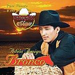 Paco Barron Y Sus Norteños Clan Adíos Amigo Bronco (4-Track Maxi-Single)