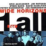 Eric Alexander Wide Horizons