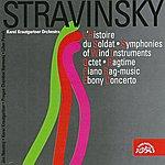 Libor Pesek Stravinsky: L'histoire Du Soldat, Symphonies Of Wind Instruments