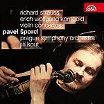 Prague Symphony Orchestra Strauss / Korngold: Violin Concertos