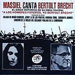 Massiel Masiel Canta Bertolt Brecht