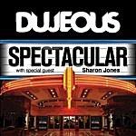 Dujeous Spectacular B/W Death & Taxes