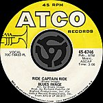Blues Image Ride Captain Ride / Pay My Dues [Digital 45]