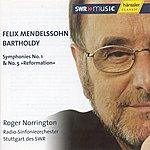 Sir Roger Norrington Mendelssohn: Symphonies Nos. 1 And 5