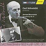 Carl Schuricht Bruckner: Symphonies Nos. 8 And 9 (1951 / 1954)