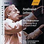 Ferdinand Leitner Bruckner: Symphony No. 9 In D Minor, Wab 109