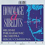 Helsinki Philharmonic Orchestra Hommage A Sibelius (Helsinki Philharmonic, Comissiona)