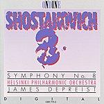 Helsinki Philharmonic Orchestra Shostakovich, D.: Symphony No. 8 (Helsinki Philharmonic, Depreist)