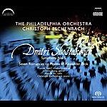 Christoph Eschenbach Shostakovich, D.: Symphony No. 5 / 7 Verses (Eschenbach)