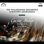 """Christoph Eschenbach Mahler, G.: Symphony No. 6, """"tragic"""" / Piano Quartet In A Minor"""