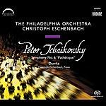 "Christoph Eschenbach Tchaikovsky, P.i.: Symphony No. 6, ""pathetique"" / Dumka (Eschenbach)"