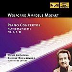 Rudolf Buchbinder Mozart: Piano Concerto Nos. 5, 6 And 8 / Rondo In D Major