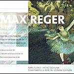 Otmar Suitner Reger, M.: Ballettsuite (Eine) / Konzert im Alten Stil / Variations And Fugue On A Theme Of Beethoven (Berlin Staatskapelle, Suitner)