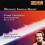 Rudolf Buchbinder Mozart: Piano Concerto Nos. 11-13