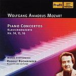 Rudolf Buchbinder Mozart: Piano Concerto Nos 14-16
