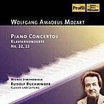 Rudolf Buchbinder Mozart: Piano Concertos Nos. 22-23
