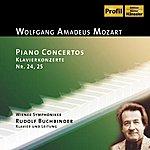 Rudolf Buchbinder Mozart: Piano Concerto Nos. 24-25