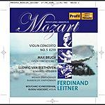 Wolfgang Schneiderhan Mozart: Violin Concerto No. 5 / Bruch: Violin Concerto No. 1 / Beethoven: Romances Nos. 1 And 2