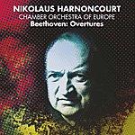 Nikolaus Harnoncourt Beethoven : Overtures (Maestro)