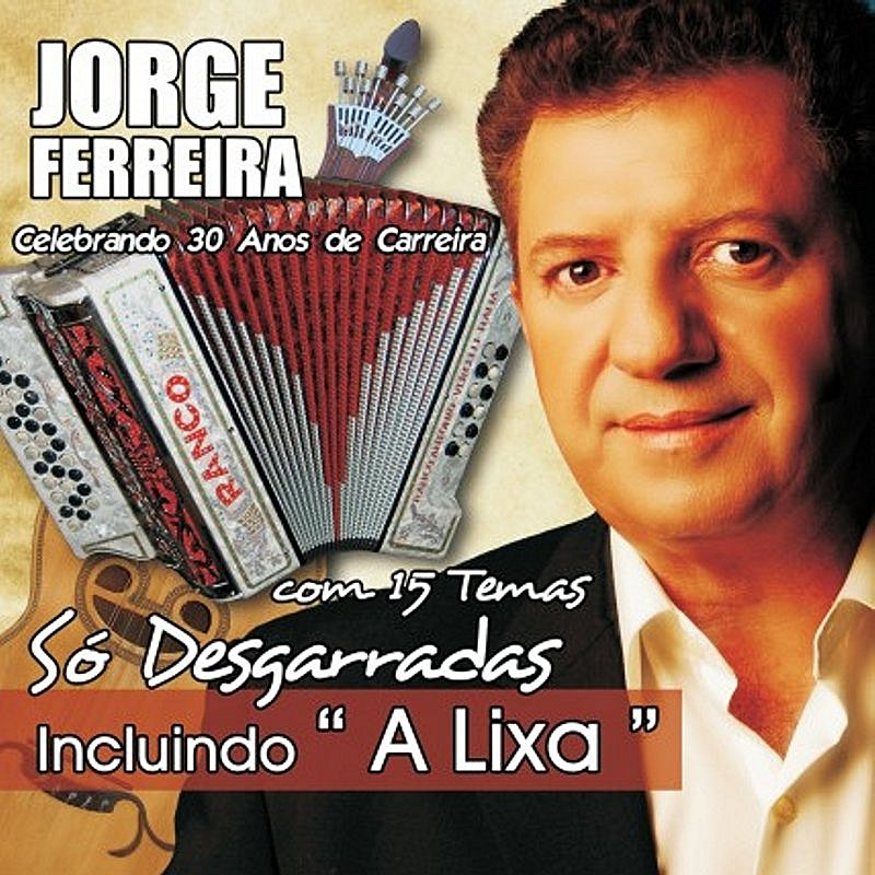 Cover Art: Só Desgarradas