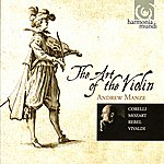 Andrew Manze The Art Of The Violin