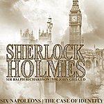 Sir John Gielgud Sherlock Holmes - Six Napoleons; The Case Of Identity By Arthur Conan Doyle