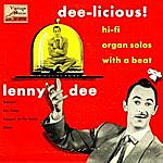 """Lenny Dee Vintage Jazz Nº 38 - Eps Collectors, """"dee-Licious"""" Hi-Fi Organ Solos With A Beat"""