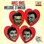 "Ames Brothers Vintage Vocal Jazz / Swing Nº 48 - Eps Collectors, ""melodie D'amour"""